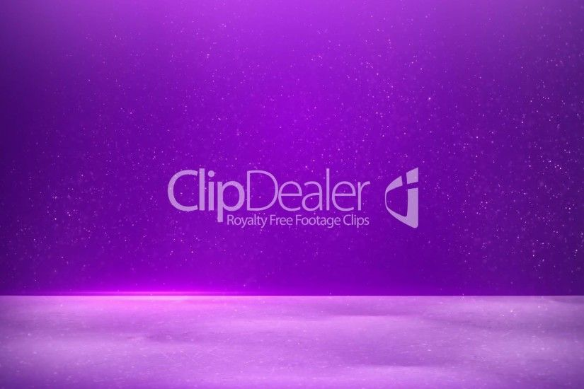 Clips. glitter dust on purple background ...