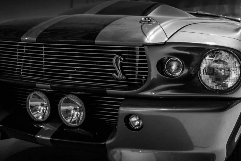 2048x2048 Wallpaper shelby, gt500, eleanor, ford mustang