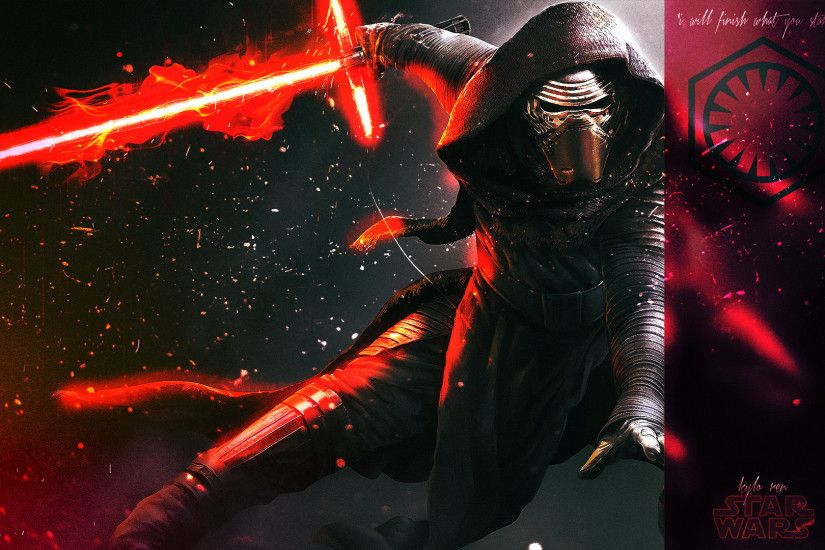 ... kylo ren - star wars by Thunex