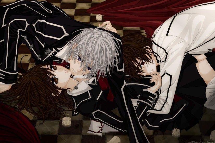 Vampire Knight PC wallpapers