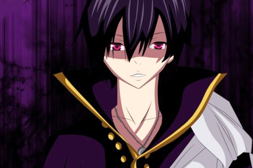 Fairy Tail Zeref Wallpaper 1920×1080