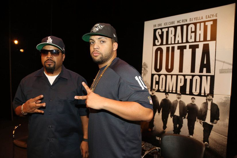 "Facebook had different ""Straight Outta Compton"" ads for different ""ethnic  affinity"" groups"