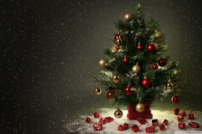 new christmas wallpaper 2048x1152 pc