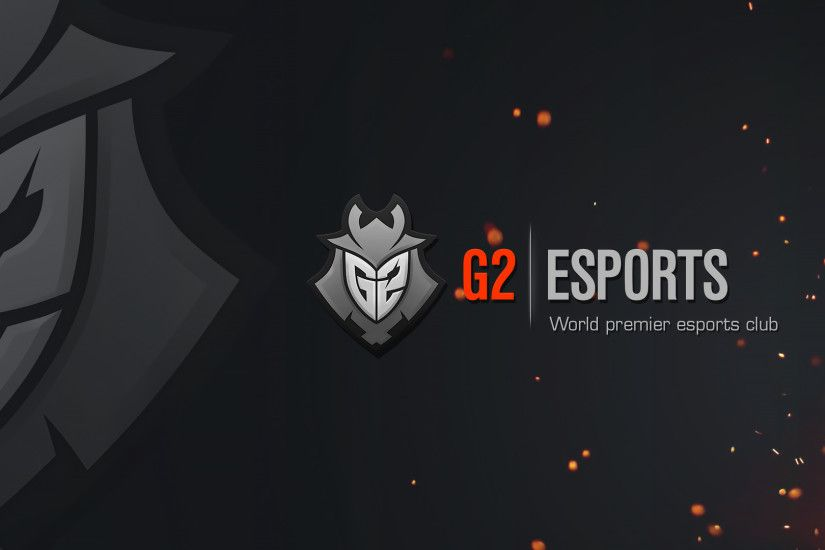 G2 esports new wallpaper