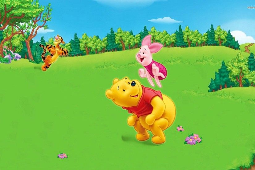 ... Pooh Bear Backgrounds Wallpaper | HD Wallpapers | Pinterest | Pooh .