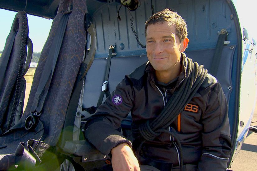 Watch Running Wild with Bear Grylls Interview: Bear on Prepping Tom Arnold  - NBC.com
