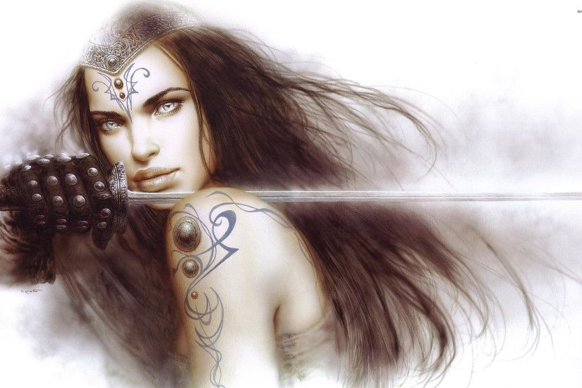 Luis Royo Subversive Beauty Gallery wallpaper