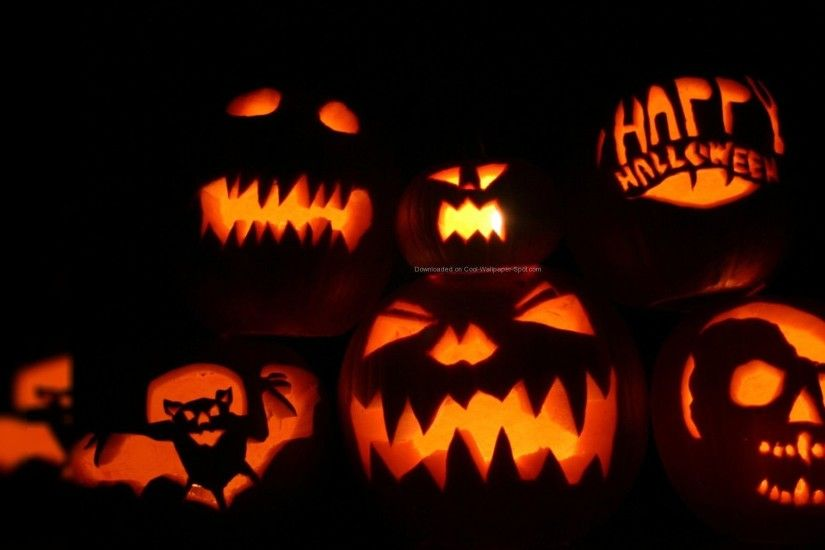 741 Halloween HD Wallpapers | Backgrounds - Wallpaper Abyss ...