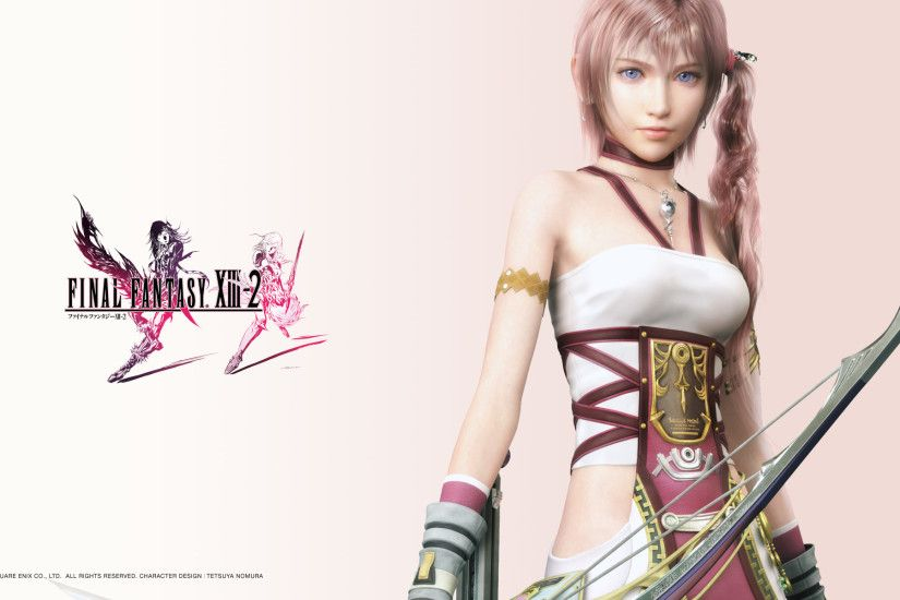 1920×1200. Final Fantasy XIII-2: Noel Kreiss Wallpaper Thumbnail