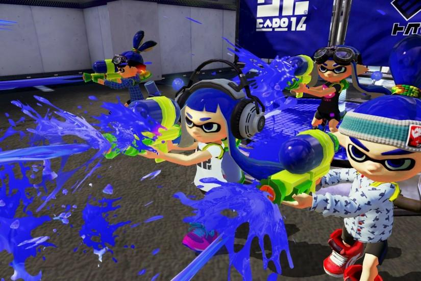 splatoon wallpaper 1920x1080 image