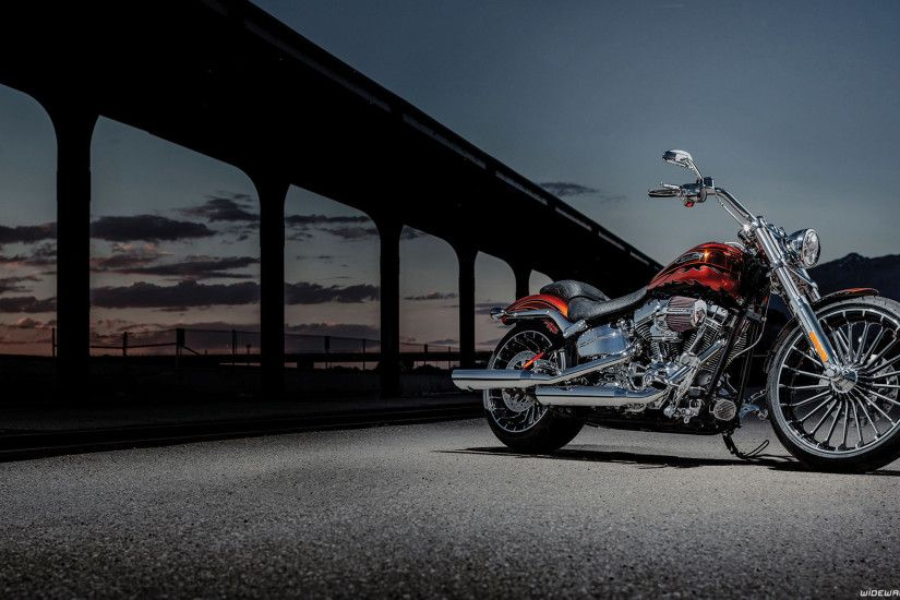... motorcycle wallpapers 4K Ultra HD Harley-Davidson CVO Breakout  2560x1440 2560x1600 3840x2160