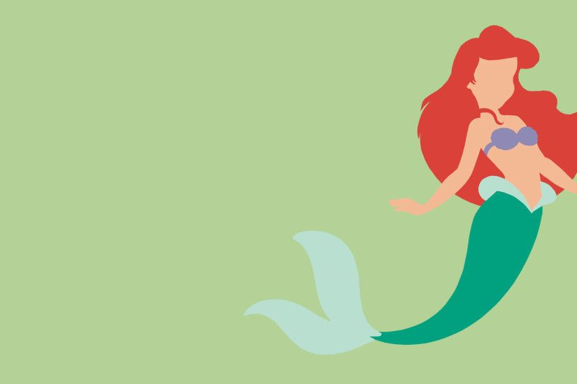 Ariel Minimalist Wallpaper ...