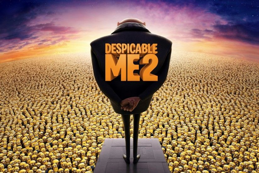 despicable me 2 club images lot's of minions HD wallpaper and background  photos