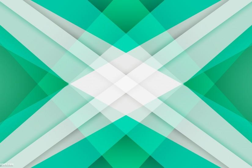 Mint green abstract background