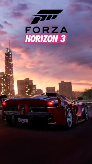 Forza Horizon 3 Movil Wallpapers