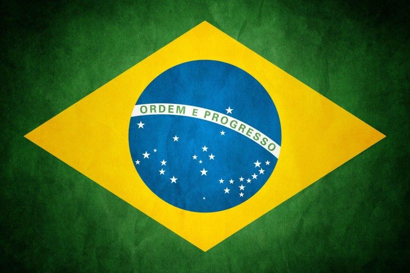 Preview Brazil Flag 2015 Background by Chandler Axston