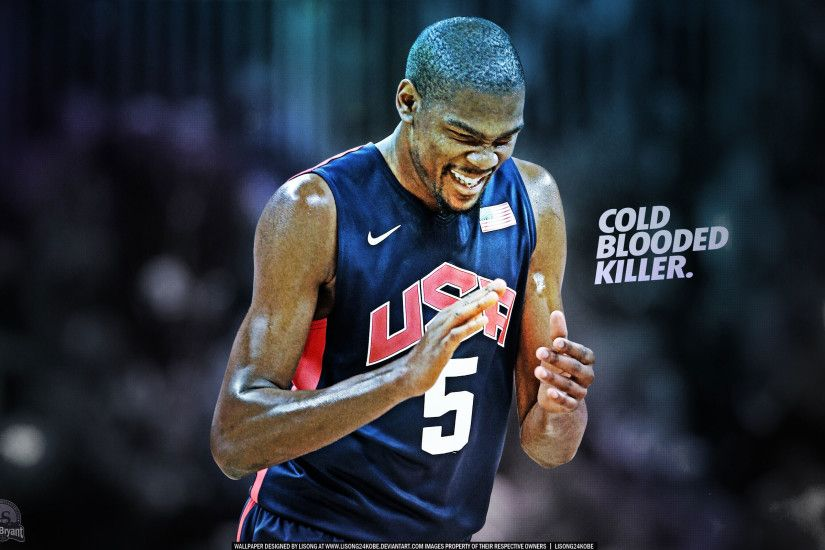 Kevin Durant 2012 vs Argentina 2560×1600 Wallpaper