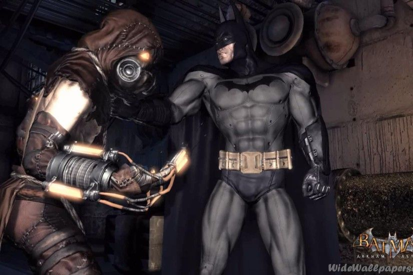 Image - Batman-and-Scarecrow-Batman-Arkham-Asylum-Wallpapers-HD.jpg |  Villains Wiki | FANDOM powered by Wikia