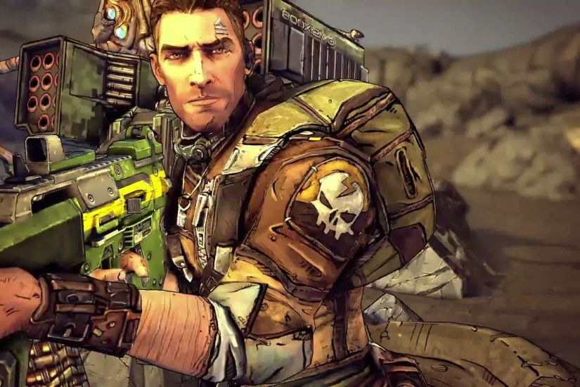 Borderlands 2 Axton Wallpaper images