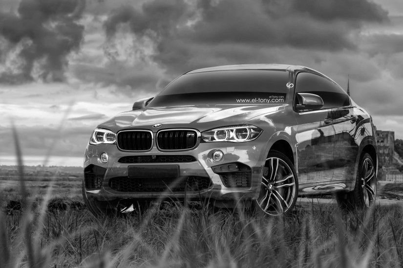 ... BMW-X6-M-Tuning-Crossover-Crystal-Nature-Car-