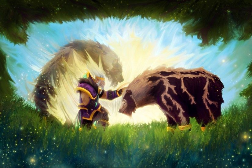 Dota2 : Lone Druid Backgrounds Dota2 : Lone Druid Wallpaper