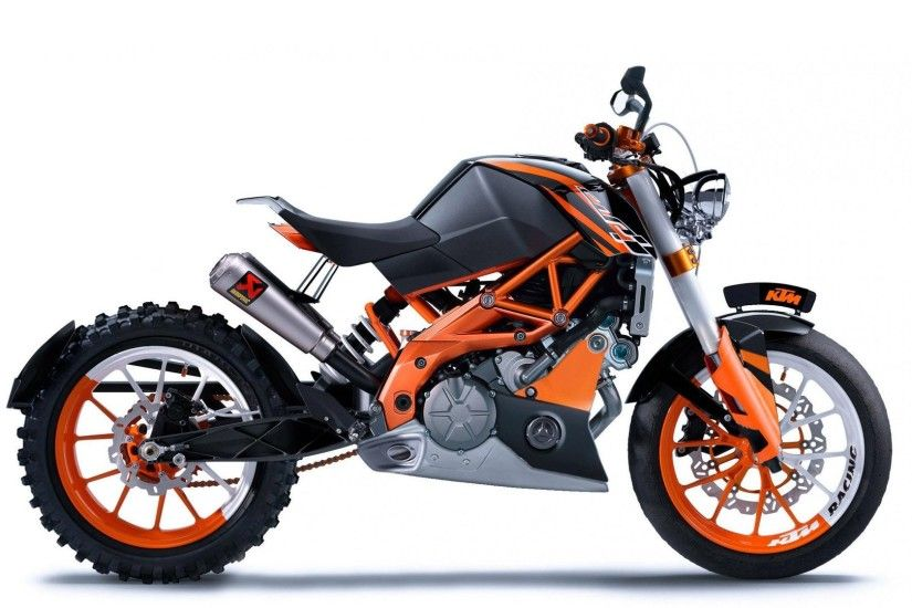 KTM Duke Bikes Wallpapers