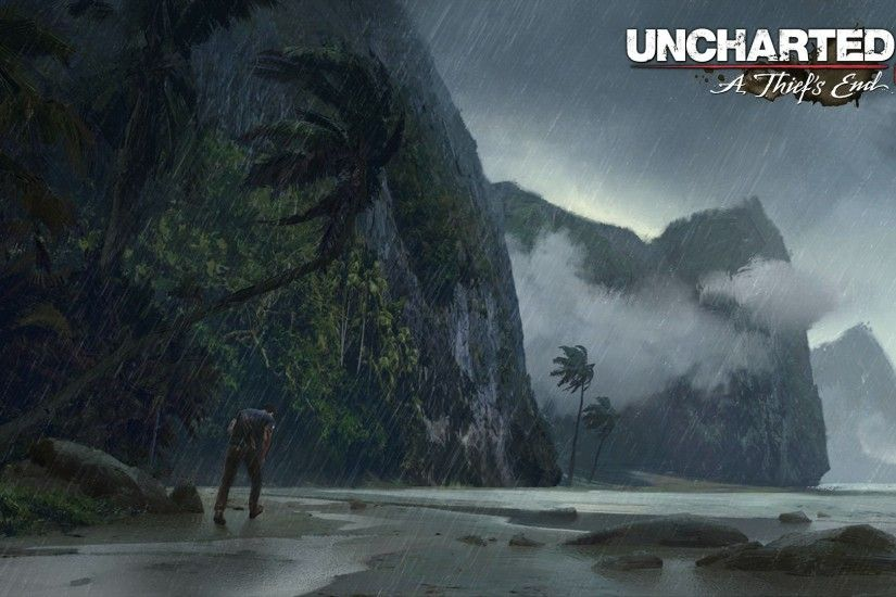 Uncharted 4 A Thief's End Wallpapers (38 Wallpapers) – Adorable Wallpapers