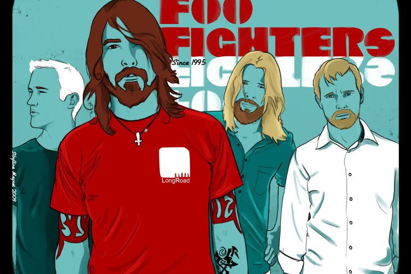 Music - Foo Fighters Wallpaper