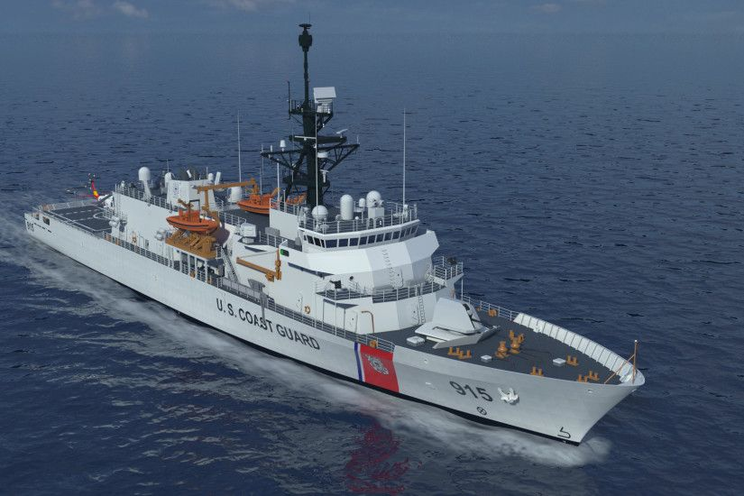 Rolls-Royce wins propulsion contract for new US Coast Guard Offshore Patrol  Cutter