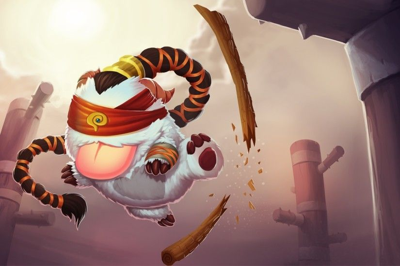 Poro, Lee Sin, League Of Legends Wallpapers HD / Desktop and Mobile  Backgrounds