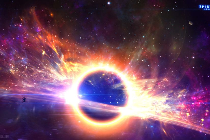Wormhole HD Wallpaper | Hintergrund | 2560x1440 | ID:860676 - Wallpaper  Abyss