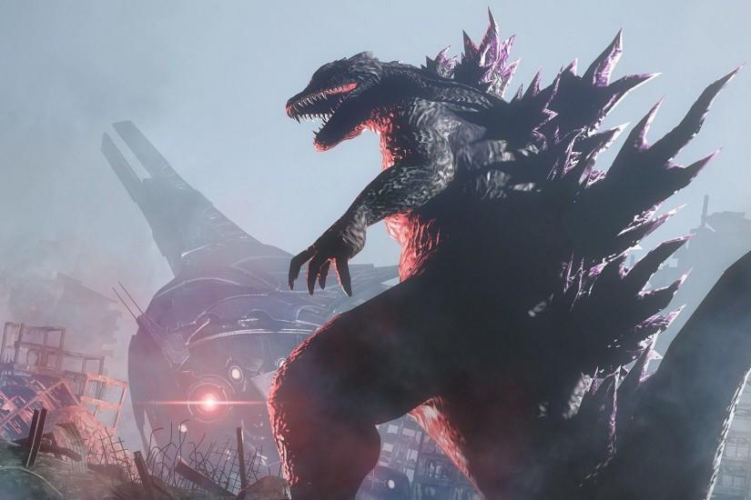 gorgerous godzilla wallpaper 1920x1080