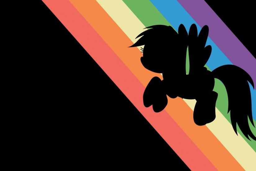 rainbow dash wallpaper 1920x1080 windows xp