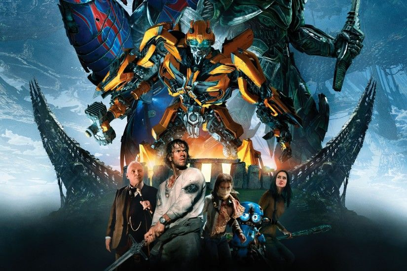 Bumblebee Transformers The Last Knight Wallpaper