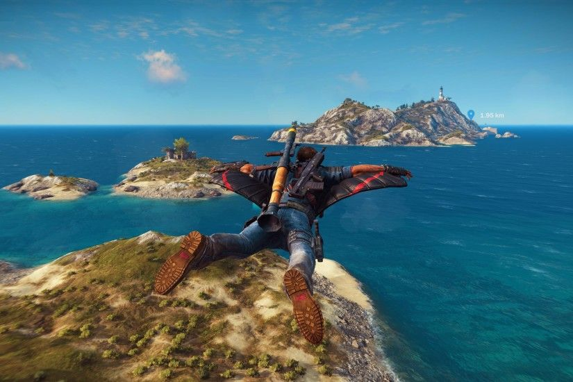Download just cause 3 gameplay wallpaper & Background Free - Images,  Photos, Pics