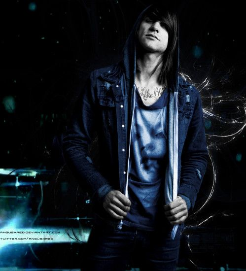 Beau Bokan images Beau Bokan (Blessthefall) Wallpaper By ANGUSXRed HD  wallpaper and background photos
