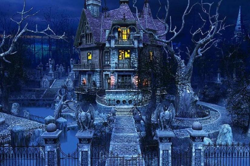haunted mansion wallpaper 1920x1080 for mac