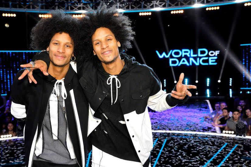 Watch World of Dance Web Exclusive: Les Twins Talk World of Dance - NBC.com