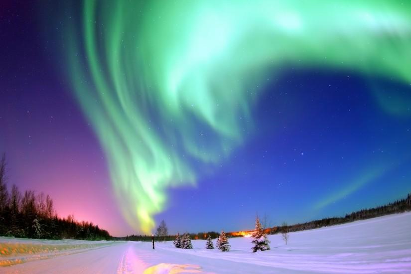 download aurora borealis wallpaper 2560x1600