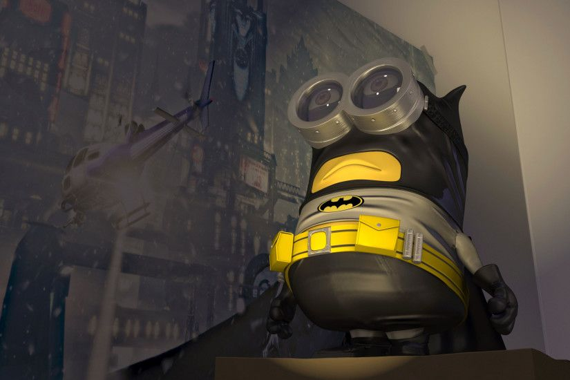 Minions Despicable Me 2 Wallpapers. Batman Minion Wallpapers & Backgrounds