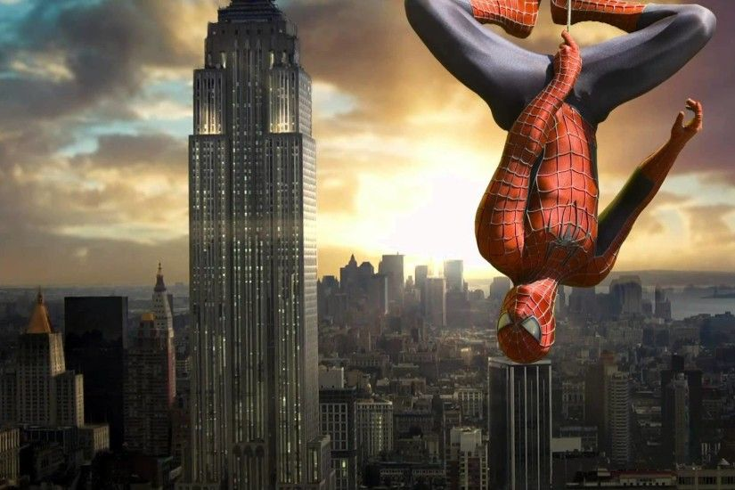 ... Spider Man 3 Wallpapers - WallpaperSafari ...