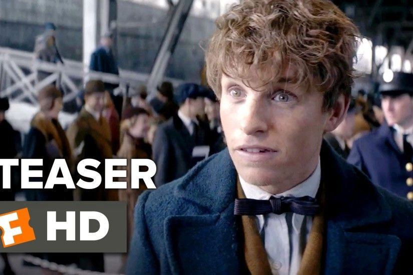 Harry Potter: Fantastic Beasts and Where to Find Them Official Teaser  Trailer #1 - Video - Anglotopia.net