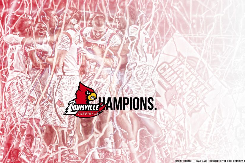 Louisville Cardinals 2013 NCAA Champions 1920×1200 Wallpaper