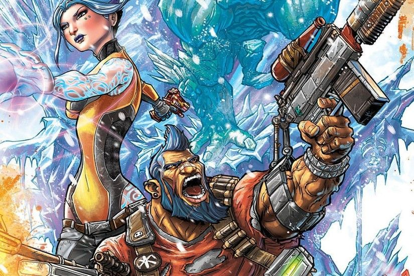 Images Of Borderlands 2