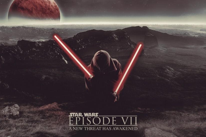 Star Wars Episode VII Wallpaper