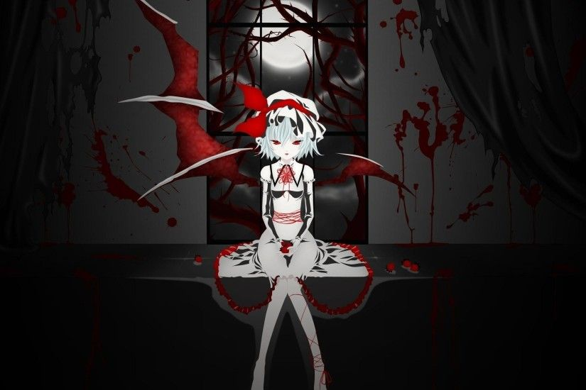 Nightcore Such Horrible Things Wallpaper
