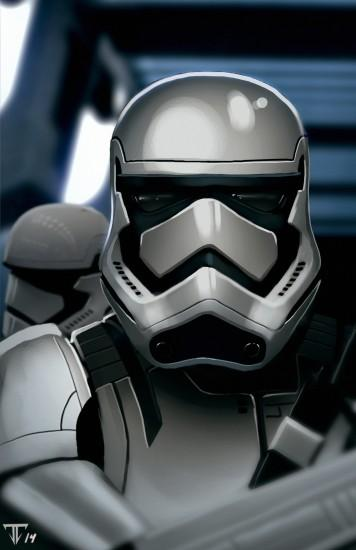 Star Wars Episode VII - Stormtrooper