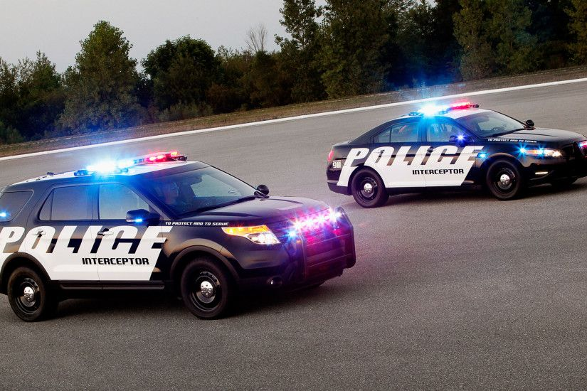 2014 Ford Police Interceptors