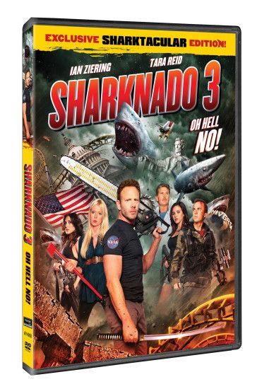 Sharknado 3: Oh Hell No! #7