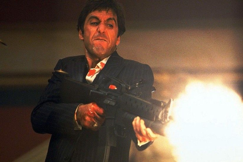 Scarface-Wallpaper-Movie-2 scarface wallpaper HD free wallpapers .